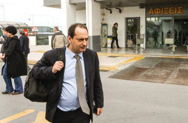 Ο Υπουργός,η Ευρωπαική Τράπεζα Επενδύσεων και το αεροδρόμιο Καστελίου
