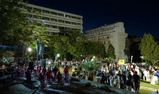Αυλαία με λαμπρή γιορτή για τα 50 χρόνια του Atlantis Hotel