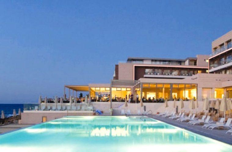 Απορρίφθηκε αίτηση τράπεζας για ειδική διαχείριση του ξενοδοχείου Ανθούσα στην Κρήτη