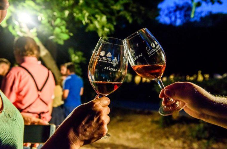 Ξεκινάει στο Rithymna Beach  εκδήλωση/έκθεση για το κρασί