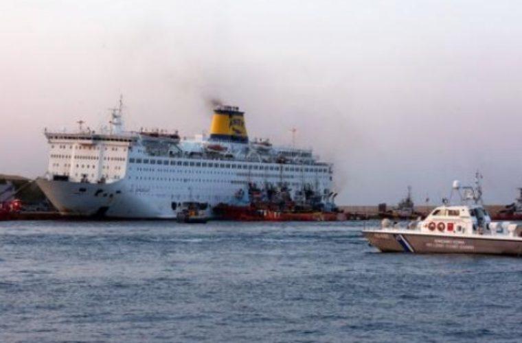 Από βραχυκύκλωμα η φωτιά στο πλοίο «Ελευθέριος Βενιζέλος»