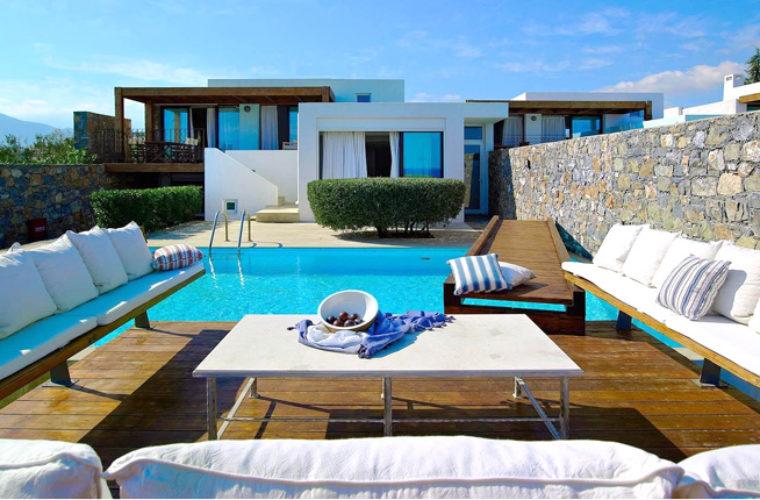 Αύξηση εσόδων για τα ελληνικά ξενοδοχεία