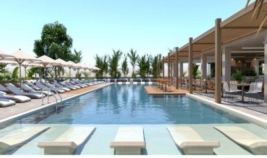 Νέο 5άστερο ξενοδοχείο στην Γεωργιούπολη