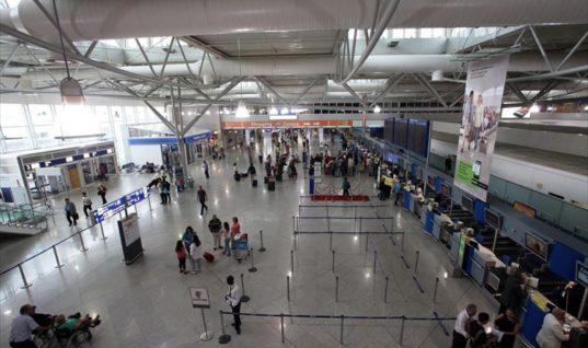 ΥΠΑ: Αύξηση της επιβατικής κίνησης στο επτάμηνο (Ιανουαρίου – Ιουλίου) του 2018