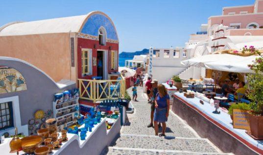 Ανεβάζει ταχύτητα ο τουρισμός στην Ευρώπη – Στην 8η θέση η Ελλάδα