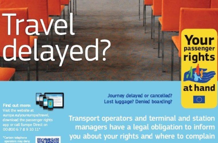 EE: Ποιά είναι τα δικαιώματα των επιβατών στις πτήσεις