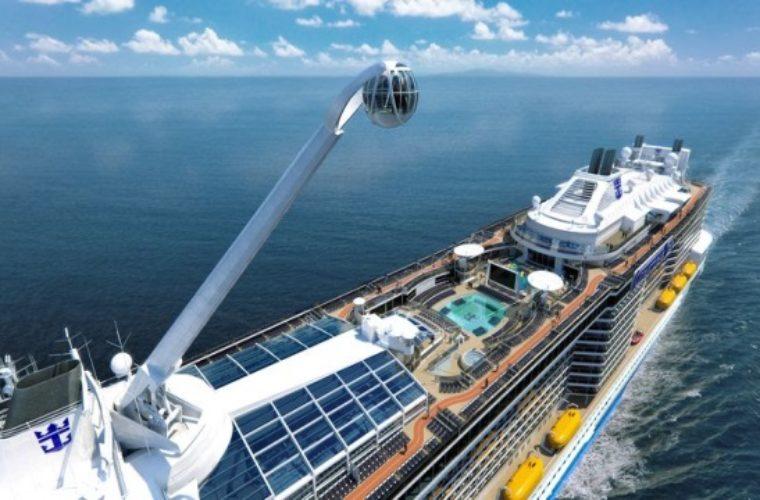 Κρουαζιέρα: Το μέγεθος των πλοίων στα ελληνικά λιμάνια