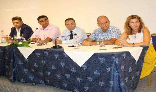 Παγκρήτιος Σύλλογος Διευθυντών Ξενοδοχείων: Στον Αγ.Νικόλαο η μηνιαία ολομέλεια