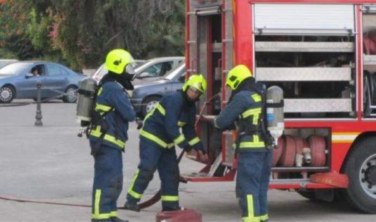 Λασίθι: Φωτιά σε τουριστικό λεωφορείο στην Εθνική οδό (Pics & Βίντεο)