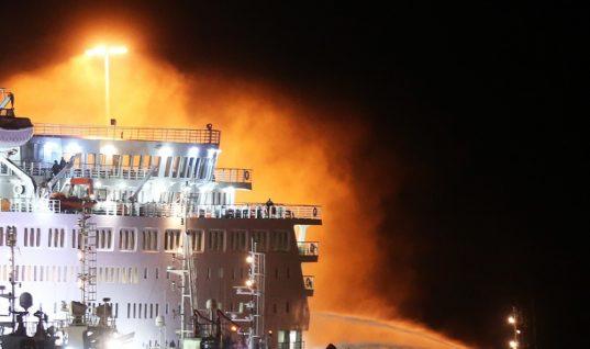 """Ν. Λεμονιάς στο Ράδιο Κρήτη: """"Καθόλου τυχαίο ότι δεν άνοιξε ρουθούνι στο πλοίο της ΑΝΕΚ"""