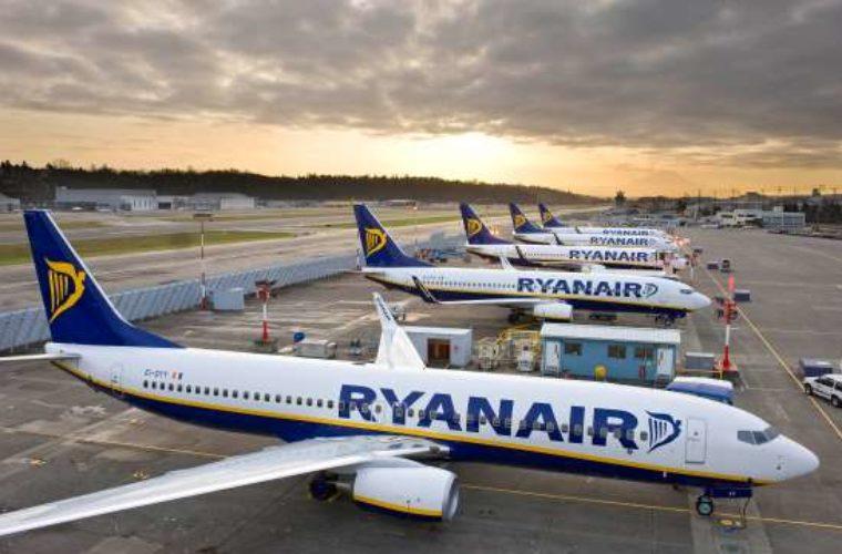 Ryanair: Καθυστερήσεις πτήσεων και στην Ελλάδα λόγω έλλειψης προσωπικού στο Air Traffic Control