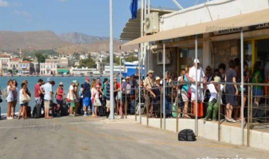 Χίος: «Στέγνωσαν» οι Τούρκοι, κατρακύλα 33,7% στις αφίξεις Ιουλίου
