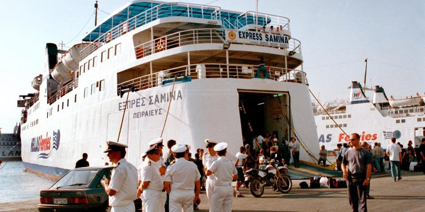 «Εξπρές Σάμινα»: 18 χρόνια από το ναυάγιο ανοικτά της Πάρου με τους 81 νεκρούς