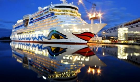 Κρουαζιέρα: Αύξηση 26% των επιβατών στην Ευρώπη την επταετία