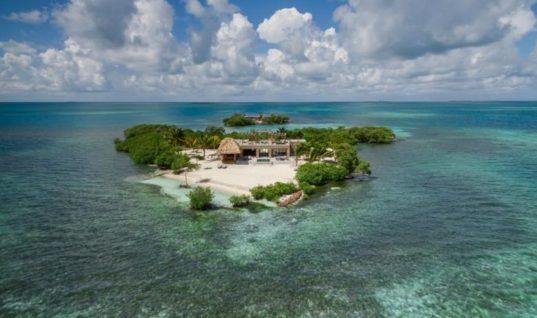 Με μόλις 2.950 δολάρια μένετε στο πιο ιδιωτικό νησί στον κόσμο (Pics&Video)