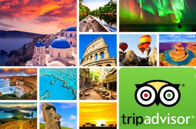 Διαψεύδει η TripAdvisor έρευνα ότι 1 στις 3 κριτικές είναι πληρωμένες