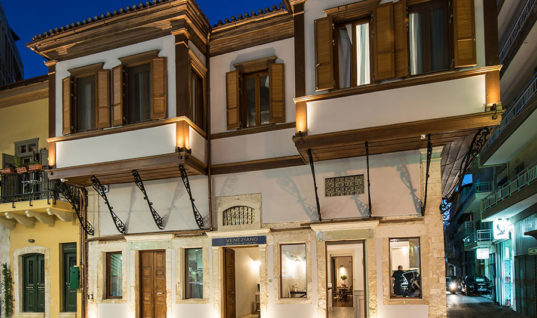 Σημαντική διάκριση του Veneziano Boutique Hotel στα Travel and Hospitality Awards (Pics)