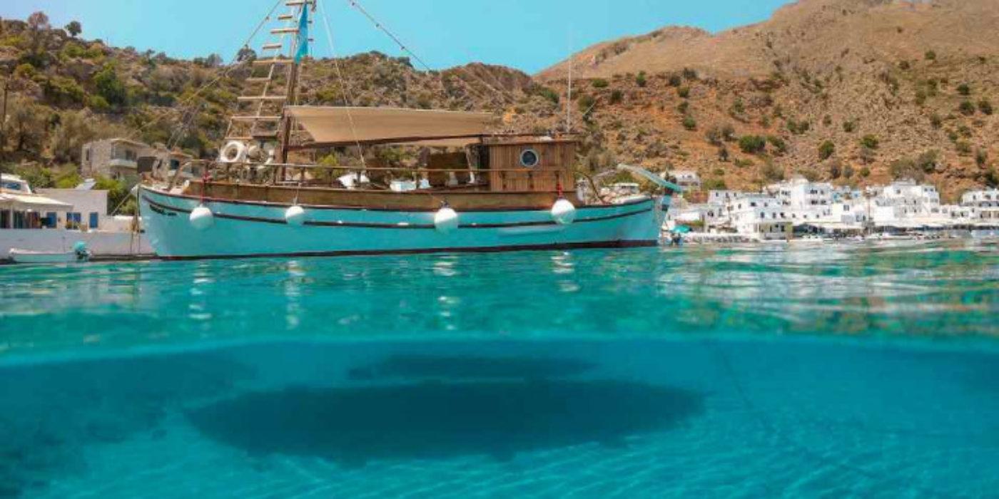 Τις ομορφιές της Κρήτης αναδεικνύει η νέα καμπάνια της Marketing Greece
