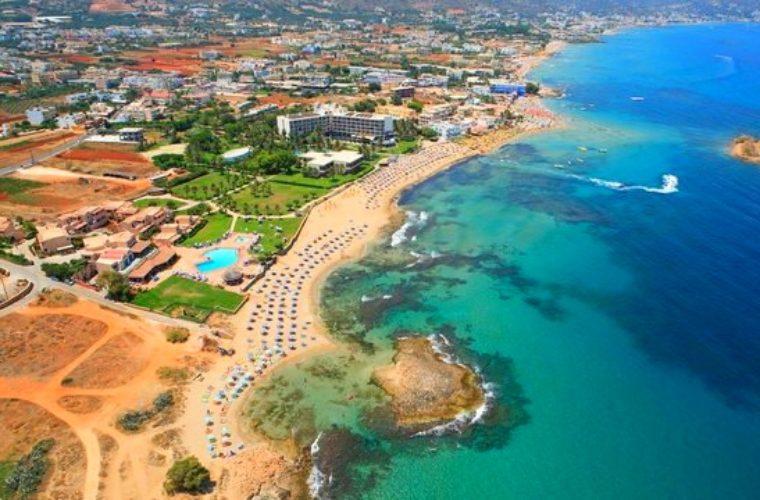 Παζάρια για 4 μεγάλα ξενοδοχεία στην Κρήτη