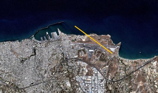 Η νέα πρόταση για λοξό διάδρομο στο αεροδρόμιο «Ν. Καζαντζάκης»