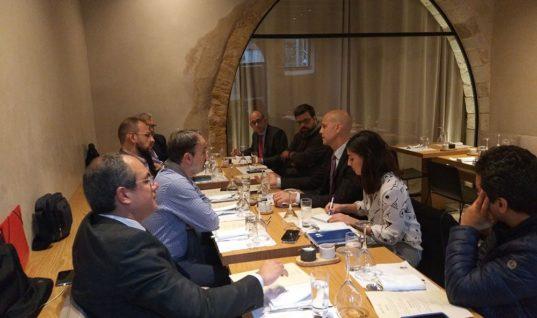 Στα Χανιά ο Δ/νων Σύμβουλος της Fraport -Τι συζήτησε με τα ΜΜΕ σε γεύμα