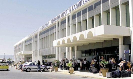 """Υψηλές """"πτήσεις"""" για το αεροδρόμιο Ηρακλείου"""