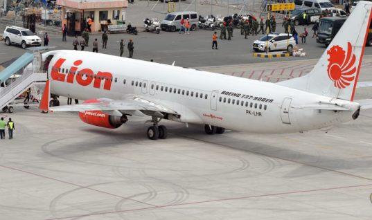 Συνετρίβη στη θάλασσα αεροσκάφος με 189 επιβάτες στην Ινδονησία