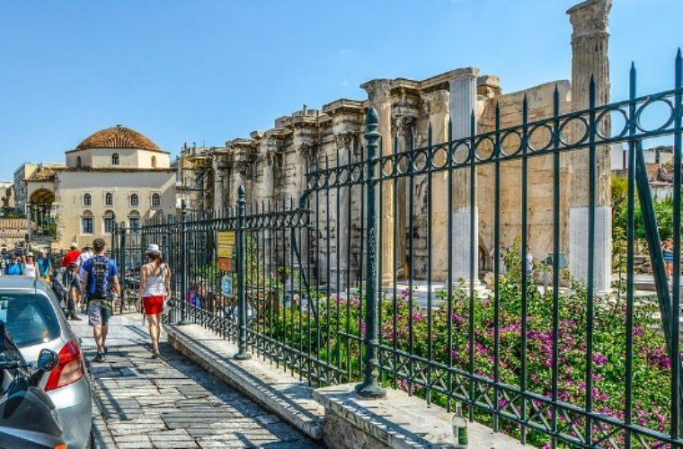 600% επάνω το city break στην Αθήνα την τελευταία 5ετία