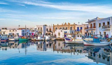 H Πάρος στα πέντε καλύτερα νησιά του κόσμου