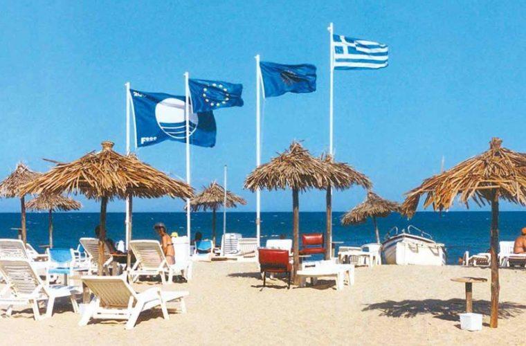 «Η Ελλάδα μπορεί να κερδίσει την πρώτη θέση παγκοσμίως σε «Γαλάζιες Σημαίες»