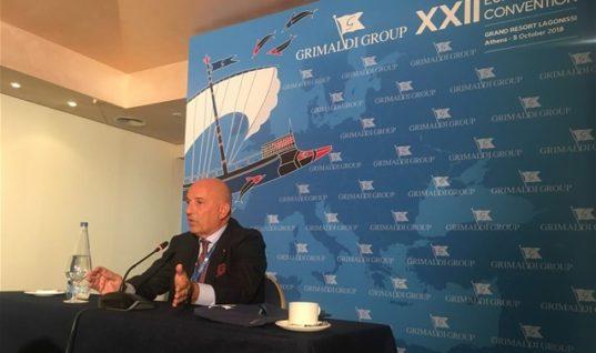 Grimaldi: Υποψήφιος αγοραστής της Attica Group