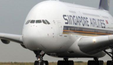 Επίσημη πρώτη για την πτήση των 19 ωρών από τη Σιγκαπούρη στις ΗΠΑ