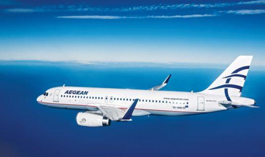 Αυτές είναι οι καλύτερες αεροπορικές εταιρείες στον κόσμο. 5η η AEGEAN