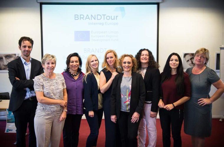 Συνάντηση στο Βέλγιο για το BRANDTour