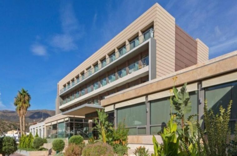 Πλειστηριασμός για το ξενοδοχείο Aktia Lounge hotel & Spa της Κρήτης