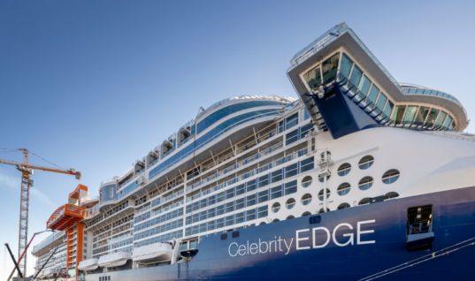 CELEBRITY EDGE: Εντυπωσιάζει το κρουαζιερόπλοιο της CELEBRITY CRUISES (βίντεο)