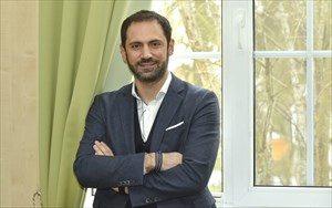Ο πρόεδρος της Tez Tour Ελλάδος κ. Δημήτρης Χαριτίδης
