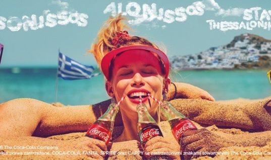 Grecka Panorama: Η Coca Cola Τρια Εψιλον θα δροσίζει τους Πολωνούς προβάλλοντας ελληνικούς προορισμούς