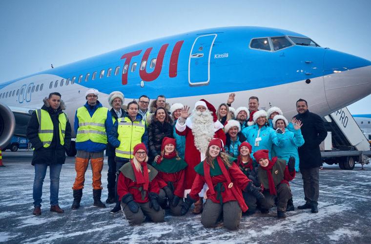 «ΚITTILÄ» είναι το όνομα που η TUI επέλεξε για το νέο Boeing 737 MAX 8 του στόλου της