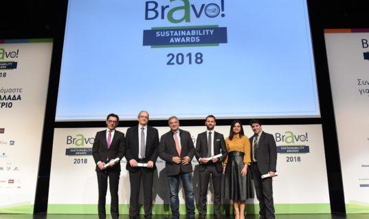 Σημαντική διάκριση για τα Cactus Hotels από τον μεγαλύτερο θεσμό κοινωνικού διαλόγου, Bravo Sustainability Dialogue & Awards