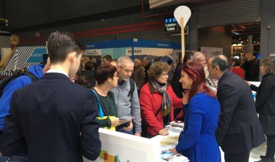 Η Περιφέρεια Κρήτης στη διεθνή έκθεση Τουρισμού Vakantiebeurs στην Ολλανδία