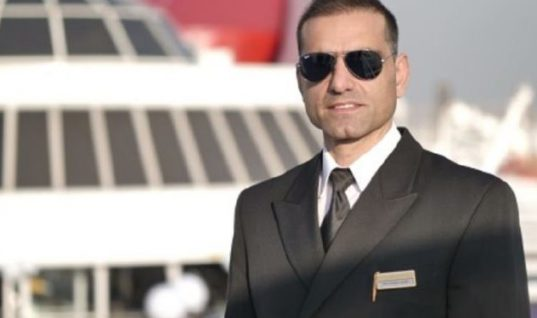 Cpt Μιχάλης Πετειναράκης – Πλοίαρχος «Mykonos Palace» (Βίντεο Συνέντευξη)