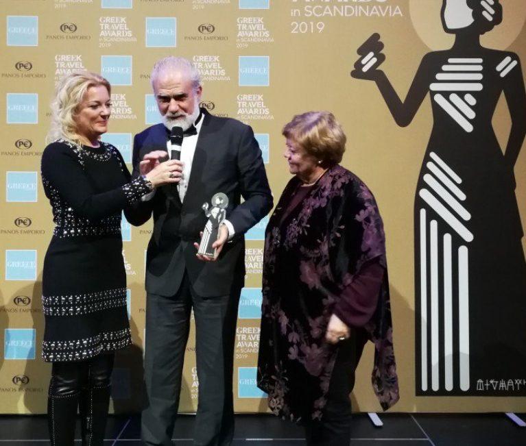 Με μεγαλοπρέπεια τελέστηκε η απονομή των βραβείων τουρισμού στην Σουηδία