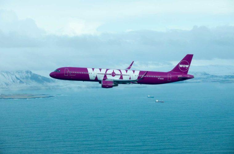 Αναστέλλει τη λειτουργία του ο ισλανδικός αερομεταφορέας WOW Air