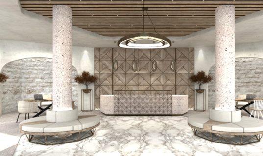 Cactus Mare: Το νέο πεντάστερο ξενοδοχείο στην Σταλίδα