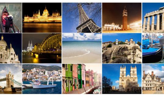 Αύξηση Κινέζων τουριστών φέτος στην Ευρώπη
