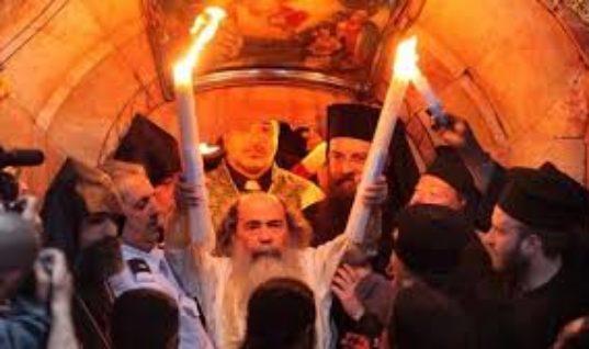 Το Αγιο Φως θα μεταφέρει και φέτος η Aegean στην Ελλάδα Πηγή: Protagon.gr