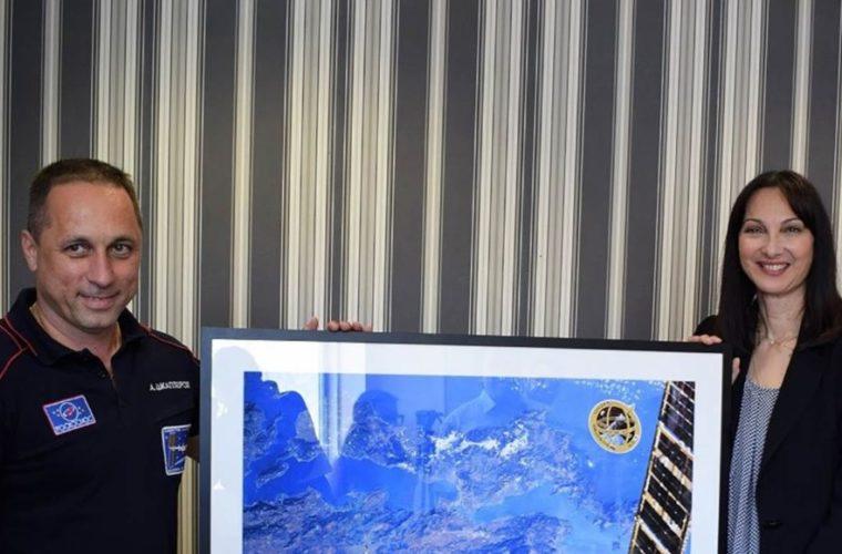 Η Έλενα Κουντουρά θα εγκαινιάσει το πάρκο «Γιούρι Γκαγκάριν» στο Ηράκλειο