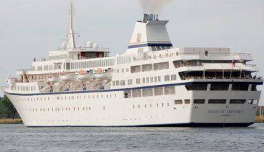 Πάνω από 5 εκατ. επιβάτες κρουαζιέρας στα ελληνικά λιμάνια το 2019