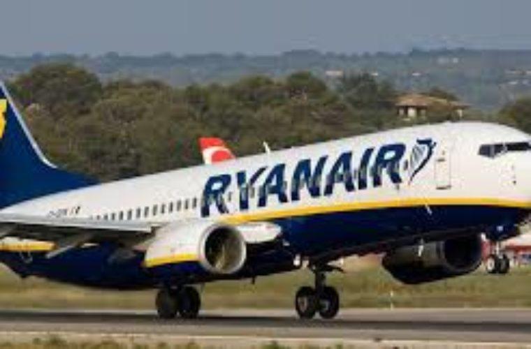 Ryanair: Δύο πτήσεις τη βδομάδα Θεσσαλονίκη – Αμμάν από τον Οκτώβριο